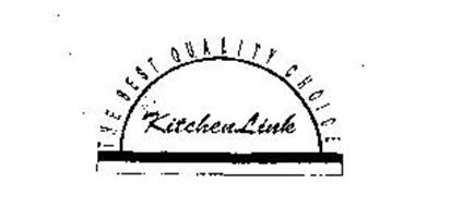 KITCHENLINK THE BEST QUALITY CHOICE