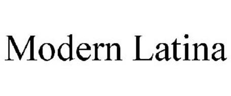 MODERN LATINA