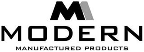MM MODERN MANUFACTURED PRODUCTS