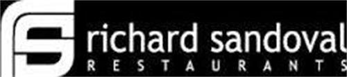 RS RICHARD SANDOVAL RESTAURANTS