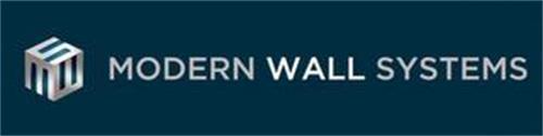 MWS MODERN WALL SYSTEMS MWS