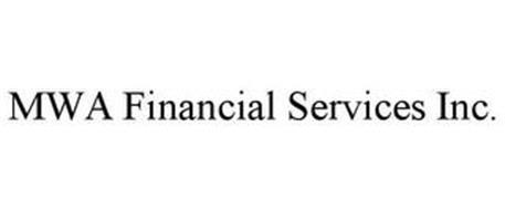 MWA FINANCIAL SERVICES INC.