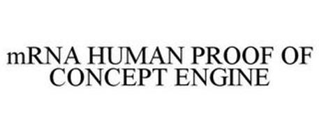 MRNA HUMAN PROOF OF CONCEPT ENGINE