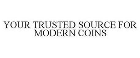 YOUR TRUSTED SOURCE FOR MODERN COINS