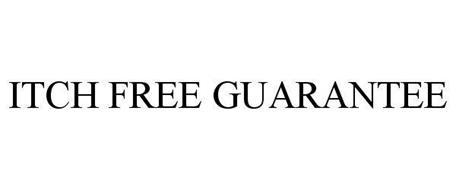 ITCH FREE GUARANTEE