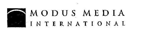 MODUS MEDIA INTERNATIONAL