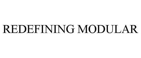 REDEFINING MODULAR