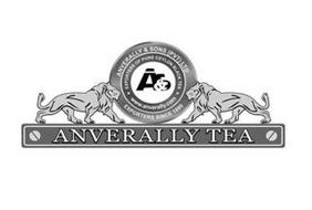 ANVERALLY & SONS (PVT) LTD EXPORTERS OF PURE CEYLON BLACK TEA A&S WWW.ANVERALLY.COM EXPORTERS SINCE 1890 ANVERALLY TEA