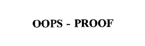 OOPS - PROOF