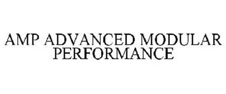 AMP ADVANCED MODULAR PERFORMANCE