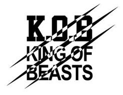 KOB KING OF BEASTS