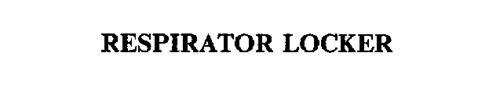 RESPIRATOR LOCKER
