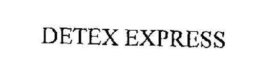 DETEX EXPRESS