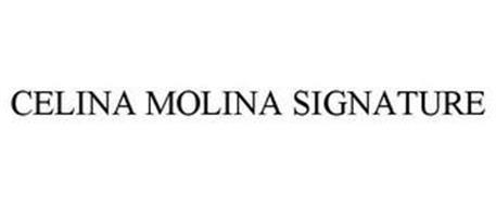 CELINA MOLINA SIGNATURE