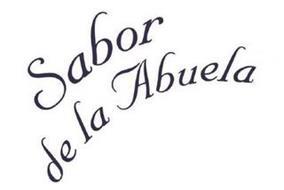 SABOR DE LA ABUELA