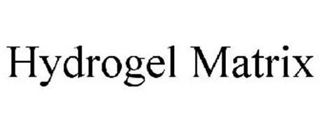 HYDROGEL MATRIX