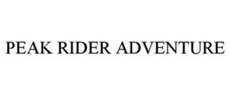 PEAK RIDER ADVENTURE