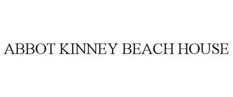 ABBOT KINNEY BEACH HOUSE
