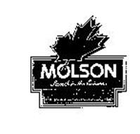 MOLSON SMOOTH IN THE EXTREME EST NORTH AMERICA'S OLDEST BREWERY 1786