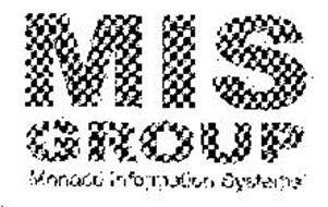 MIS GROUP MONACO INFORMATION SYSTEMS