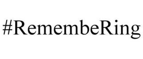 #REMEMBERING