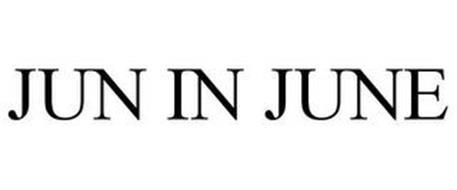 JUN IN JUNE