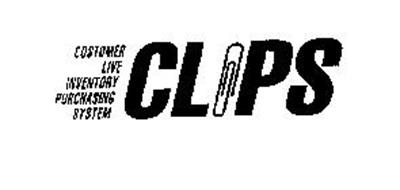 CLIPS CUSTOMER LIVE INVENTORY PURCHASING SYSTEM