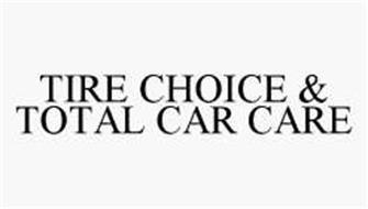 TIRE CHOICE & TOTAL CAR CARE