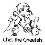 CHET THE CHEETAH