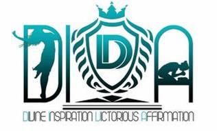 D DIVA DIVINE INSPIRATION VICTORIOUS AFFIRMATION