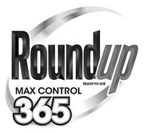 ROUNDUP READY-TO-USE MAX CONTROL 365