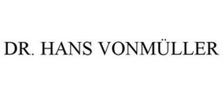 DR. HANS VONMÜLLER