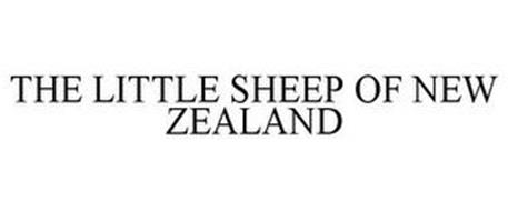 THE LITTLE SHEEP OF NEW ZEALAND