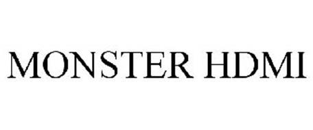 MONSTER HDMI