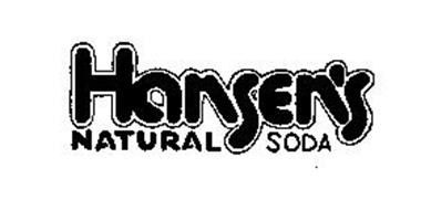 HANSEN'S NATURAL SODA
