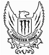 M MONSTER ARMY