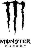 M MONSTER ENERGY