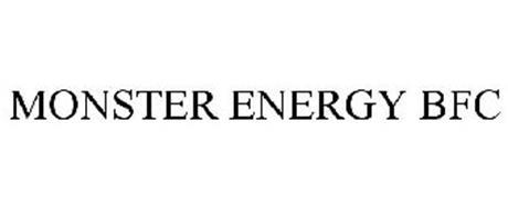MONSTER ENERGY BFC