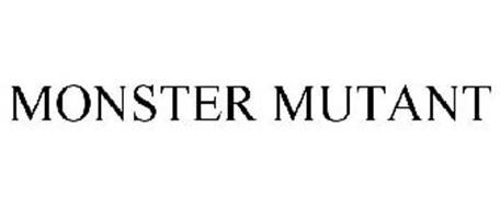 monster mutant trademark of monster energy company serial