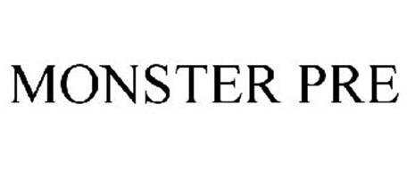 MONSTER PRE