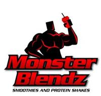 MONSTER BLENDZ SMOOTHIES AND PROTEIN SHAKES