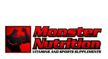 MONSTER NUTRITION VITAMINS AND SPORTS SUPPLEMENTS