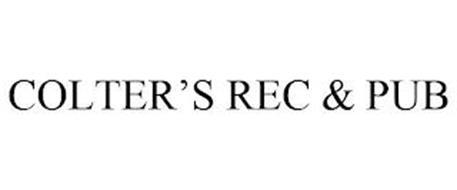 COLTER'S REC & PUB