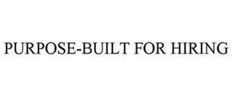 PURPOSE-BUILT FOR HIRING