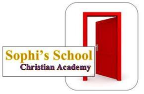 SOPHI'S SCHOOL CHRISTIAN ACADEMY