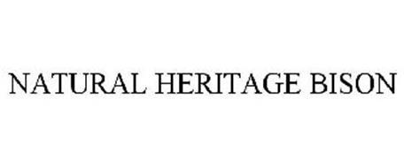 NATURAL HERITAGE BISON