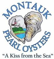 "MONTAUK PEARL OYSTERS, ""A KISS FROM THE SEA"""