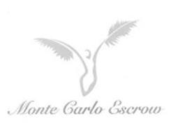 MONTE CARLO ESCROW