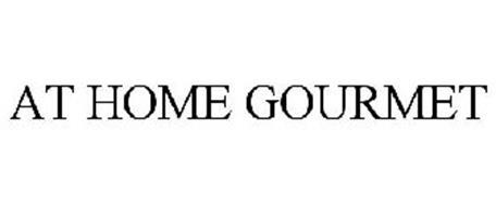AT HOME GOURMET
