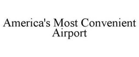AMERICA'S MOST CONVENIENT AIRPORT